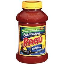 Ragu Pasta Sauce, Old World Style, Traditional, 45 oz - $14.67