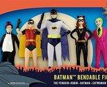 NJ Croce Batman Classic TV Series Bendable Boxed Set by NJ Croce