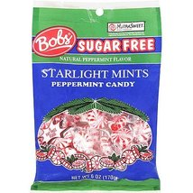 Bob's Starlight Mints Peppermint Sugar Free Can... - $22.42