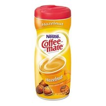 Nestle : Coffee-Mate Hazelnut Creamer Powder, 15-oz Plastic Bottle -:- S... - $24.40