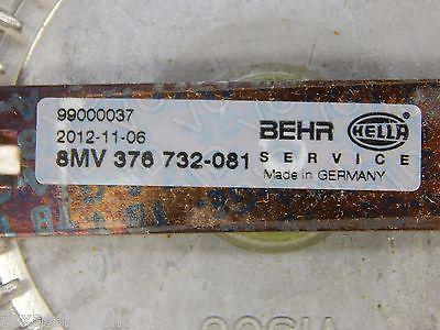 BEHR HELLA 8MV 376 732-081 RADIATOR COOLING FAN CLUTCH