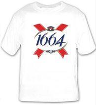 Kronenbourg Beer 1664 T Shirt S M L XL 2XL 3XL ... - $16.99 - $19.99
