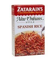 ZATARAIN'S Spanish Rice - $8.63