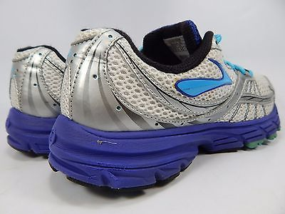 Brooks Launch Women's Running Shoes Size US 6.5 M (B) EU 37.5 White 1200601B486