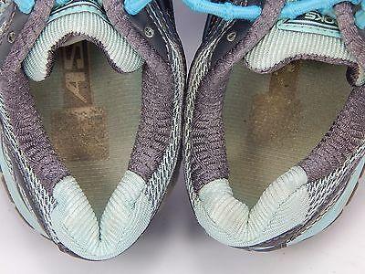 Brooks ASR Women's Trail Running Shoes Size US 7 M (B) EU 38 Blue Gray