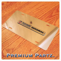 Allison Transmission Duramax License Plate 3D N... - $39.99