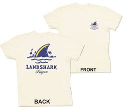 Landshark Beer T Shirt S M L XL 2XL 3XL 4XL 5XL - $16.99 - $19.99