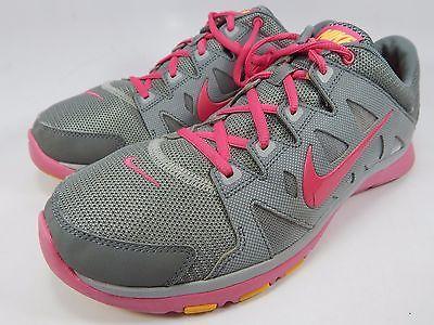 Nike Flex Supreme 2 Women's Running Shoes Size US 10 M (B) EU 42 Gray 616694-003