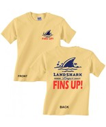 Landshark Lager Fins Up Beer T Shirt S M L XL 2... - $16.99 - $19.99