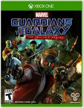XBOX ONE XB1 GAME MARVEL'S GUARDIANS OF THE GALAXY NEW SEALED