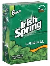 Irish Spring Original Deodorant Bar Soap 8 ct (... - $79.19