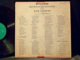 Great Songs Of Christmas and Favorite Christmas carols 5 Records AA-191758 Vinta image 9