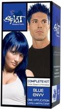 Splat Rebellious Colors Hair Coloring Kit - Blue Envy (Pack of 3) - $57.87
