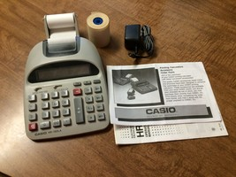 Casio Big Display Printing Calculator/10-digit LCD/Quick correction HR150LA - $45.00