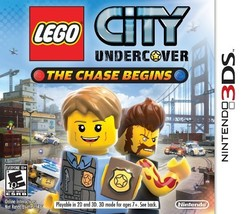 LEGO City Undercover: The Chase Begins - Nintendo 3DS [video game] - $24.49