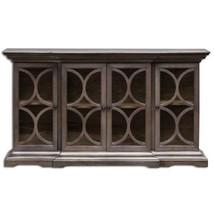 Uttermost Belino Wooden 4 Door Chest - $1,315.60