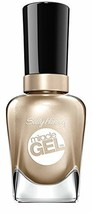 Sally Hansen Miracle Gel Nail Polish, Game of Chromes, 0.5 Ounce - $20.41