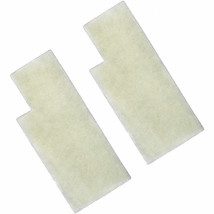 2x HQRP Secondary Filters for Hoover H-38765019, 38765019, 38765023 Replacement - $4.45