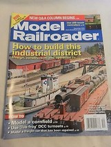 Model Railroader Magazine, December 2015 Issue - $7.12