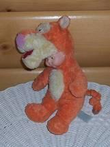 "Madame Alexander PeekABoo Baby Doll as Winnie Pooh Tigger Soft Colorful 10""  - $7.95"
