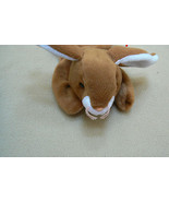 Ty Original Ears The Rabbit Beanie Baby HandTag 1995/TushTag1995 PVC Err... - $321.74