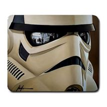 Star Wars Stormtrooper Large Mousepad : Star Wars Pc Mouse Pad - $4.99
