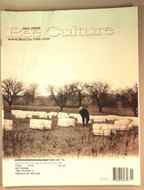 Back Issue of Bee Culture Magazine Nov 2006 Bee Keeping/Honey Production... - $3.99