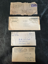 Lot of Letters & Pics 459th Bombardment Squadron World War II Biggs Airf... - $49.99