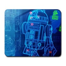 Star Wars R2D2 Large Mousepad : Star Wars Pc Mouse Pad - $4.99