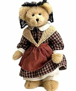 "Boyds Bears ""Mrs. Dixon""- 14"" Civil War Bear -#918094SM- BBC Exclusive- New - $49.99"