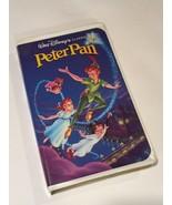 Peter Pan [VHS] - Walt Disney's Black Diamond C... - $20.31