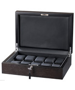 Volta 10 Watch Case box Rustic Brown 31-560900 - $178.19