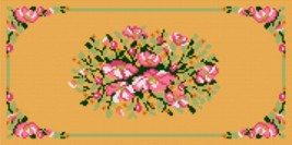 "Latch Hook Pattern Chart: READICUT #969R Country Roses 27"" x 54"" - EMAIL2u - $6.95"