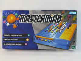 Master Mind 2000 Board Game Hasbro 100% Complete Mastermind Excellent Plus - $14.19