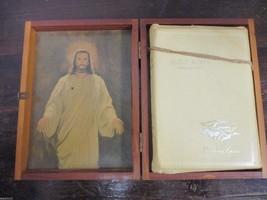 Vintage 1958 Friendship Edition Holy Bible Conc... - $28.04