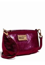 Marc by Marc Jacobs Q Percy Cross-Body Bag Wine - $211.86