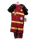 Boy's favorite pajamas Firefighter print, 2 sets of short sleeve/pants. NWT - $12.99