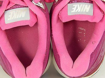 Nike LunarGlide 5 Women's Running Shoes Sz US 6 M (B) EU 36.5 Purple 599395-616