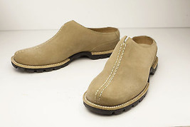 Cole Haan 7 Narrow Tan Waterproof Clogs Men's Shoes - $79.00