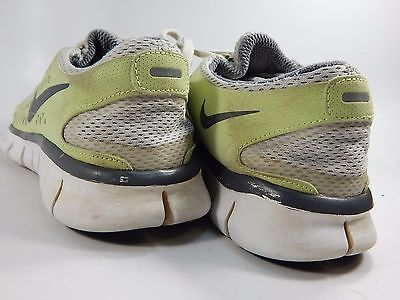 Nike Free Run Women's Running Shoes Sz US 7.5 M (B) EU 38.5 Green 395914-008