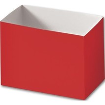 Solid Color Gift Basket Boxes - 12 Count - Color Choice - $20.00