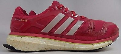 Adidas Energy Boost 2 Women's Running Shoes Size US 7.5 M (B) EU 39 1/3 Pink