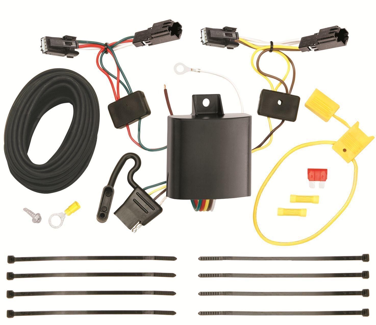 Chevrolet Trailer Wiring Adapter