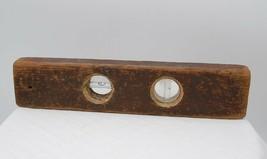 Vintage wooden level - $18.00