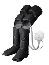 Panasonic Air Foot Massager LEG REFLE EW-RA96-K Black from JAPAN F/S New! - $504.22