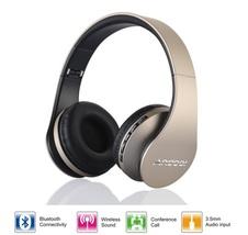 Bluetooth Wireless Headphones Headset Earphones Stereo Card MP3 Player F... - $25.99