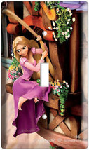 RAPUNZEL TANGLED MOVIE SINGLE LIGHT SWITCH COVE... - $7.99