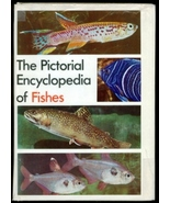 The Pictorial Encyclopedia of Fishes - $7.00