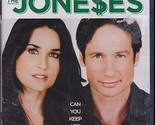 The Joneses (Blu-ray Disc, 2010) Movie David Duchovny, Demi Moore