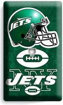 Ny New York Jets Football Team Phone Jack Telephone Wall Plate Cover Room Decor - $13.99